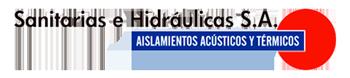 Sanitarias e Hidráulicas Logo